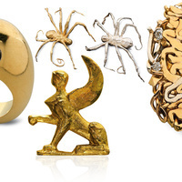 Bijoux d'artistes, une collection d'oeuvre d'art exposée à Paris | shubush jewellery adornment | Scoop.it
