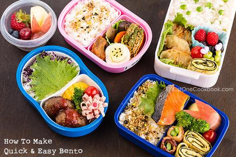 How To Make Bento | Fabuleux Japon... quand tu nous tiens ! | Scoop.it