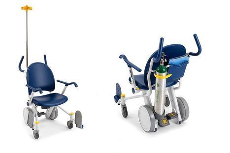 reinventing the wheel(chair) How paralysis forced Michael Graves to design a ... - Quartz | Kinésithérapie | Scoop.it