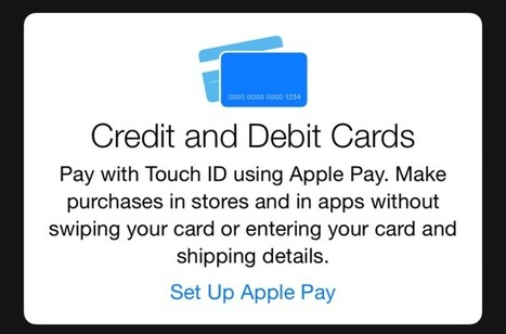How to set up and use Apple Pay service on your iPhone | Mobi4All | How to Use an iPhone Well | Scoop.it