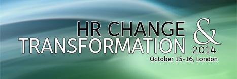 HR Change and Transformation 2014 | HR Transformation | Scoop.it
