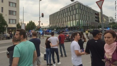 Munich shooting: Police operation underway, at least 6 dead | Location Is Everywhere | Scoop.it