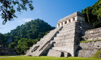Name on Mayan King Pakal's tomb decoded | The Archaeology News Network | Kiosque du monde : Amériques | Scoop.it