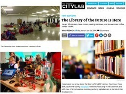 Las bibliotecas en la nueva geografía del conocimiento | Bibliotecas Escolares | Scoop.it