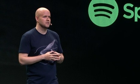 Did Spotify just become a record label? - Music Business Worldwide | Musicbiz | Scoop.it
