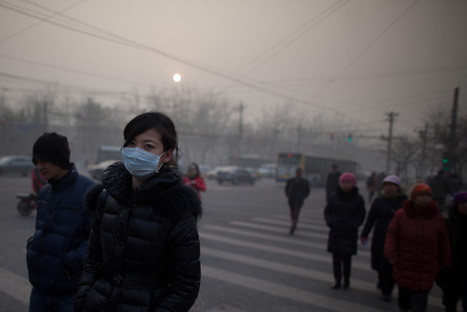 Why Pollution in Beijing Will Persist | Sustain Our Earth | Scoop.it