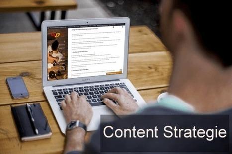 Content Strategie in Deutschland für 2016 | PREGA Design Webdesign und Inbound Marketing Agentur | Scoop.it