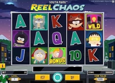 New South Park: reel chaos slot online | Online Slots | Scoop.it