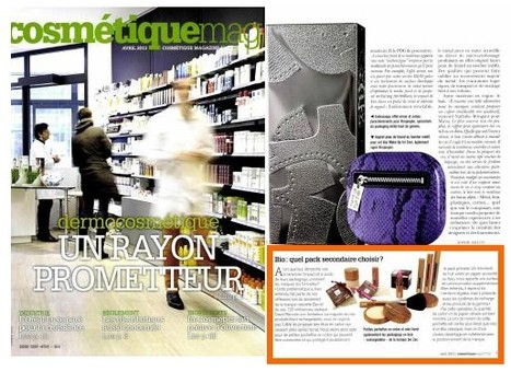 Cosmétique Mag pour Zao - Avril 13   Beauty Push, bureau de presse   Scoop.it