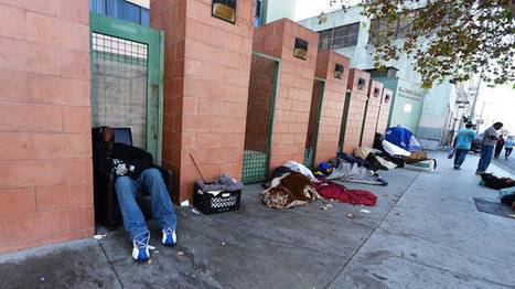For LAPD Cop Working Skid Row, 'There's Always Hope' | SocialAction2014 | Scoop.it