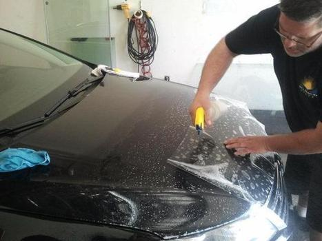 Professional clear bra service in Las Vegas | Window tinting services | Scoop.it