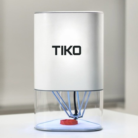 Another Revolutionary 3D Printer: The Unibody Tiko Costs Just $179! | An odd mix of stuff | Scoop.it