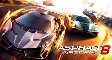 Asphalt 8: Airborne v1.0.0 + Mod (Unlimited gold, money) - Apk Free Download | apk download | Scoop.it