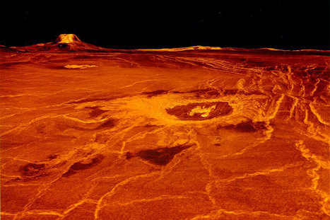 Venus could have been habitable while life evolved on Earth | Geology | Scoop.it