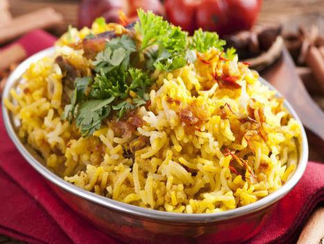 Jackfruit Biryani: Vegetarian Rice Recipe | Food glorious food | Scoop.it