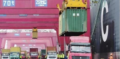 90 000 camions prendront le train sur la nouvel... | Transport | Scoop.it