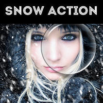 Create Snow Effect Photoshop Free Action | PSDDude | Photoshop Tutorials | Scoop.it