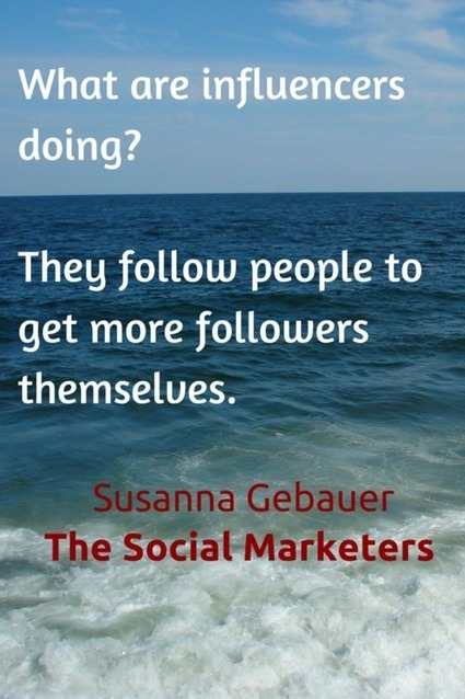 Still Missing Out?! The Simple Twitter Growth Approach All Influencers Use | Social Business | Scoop.it