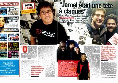 France Dimanche nous parle de Papy | Papy | Scoop.it