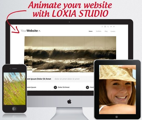 LoxiaStudio - Create your free flash animations online | WebsiteDesign | Scoop.it