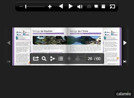 Les refuges des Pyrénées à feuilleter dans un catalogue numérique en ligne | Vallée d'Aure - Pyrénées | Scoop.it