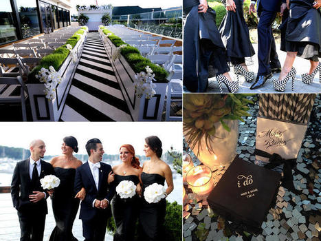 Stylish Same-Sex Wedding Details You'll Want to Steal | Tips for brides | Scoop.it