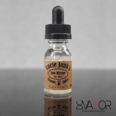Uncle Junks Jon Wayne e-Liquid | DCVapor | Scoop.it