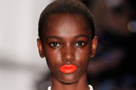 New York Fashion Week Spring 2014 Has Us Seeing Orange Lips & Nails ... - Huffington Post | P.R.O.J.E.C.T  F.A.S.H.I.O.N | Scoop.it