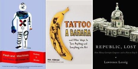 Books to get you ready for TED2013 | Teachers and innovators | Scoop.it