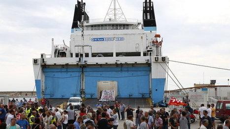 Marseille : le conflit de la SNCM se poursuit et se durcit | sncm | Scoop.it