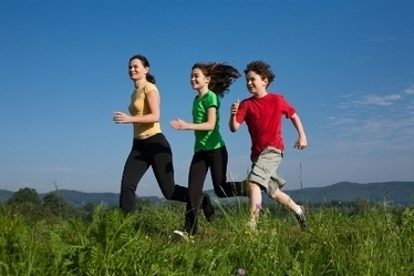 Fitness for Kids | Tessa Winship.com Chlidren's writer | Scoop.it
