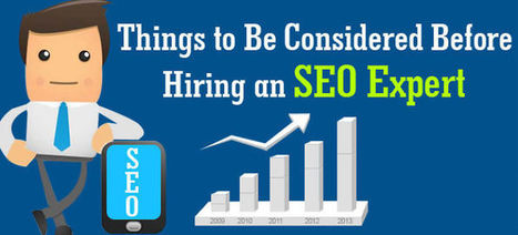 Effective Seo: How To Choose The Right Experts! | Get Benefited from Our Advanced IT Solutions | Scoop.it