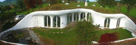 Maisons en terre : des méthodes de construction variées | Immobilier | Scoop.it