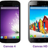 micromax canvas HD Review