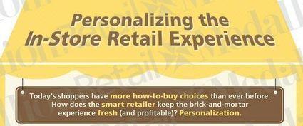 Personnalisation de l'expérience client en magasin : 46, 75 – Les ... | Customer experience : what else ? | Scoop.it