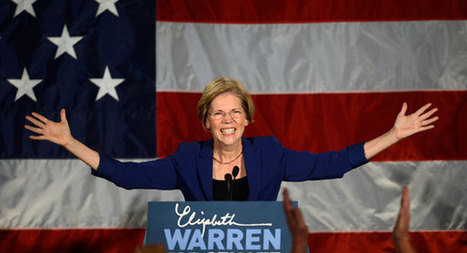 Wall Streets nightmare: President Elizabeth Warren - Politico   video of inequality   Scoop.it