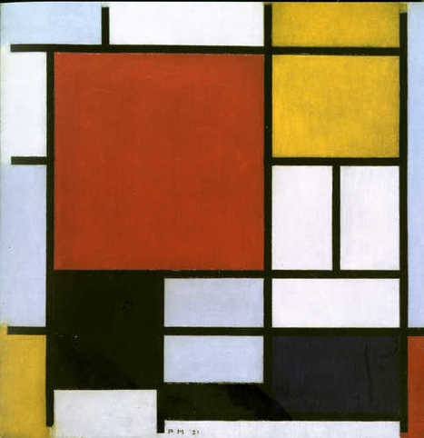 Mondrian | Complesso del Vittoriano | art history for chester | Scoop.it