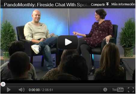 Daniel Ek Tells The Spotify Story In A Fireside Chat - hypebot | Radio 2.0 (En & Fr) | Scoop.it