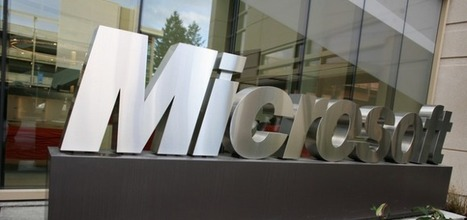 Microsoft Presses Ahead With Its Cloud Strategy | TechCrunch | Career Branding | Scoop.it