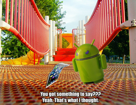 Things Android Does That Your iPhone Can't | General | Scoop.it