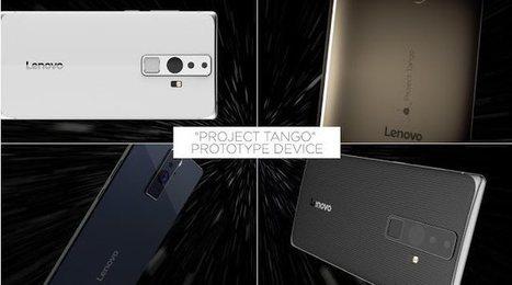Lenovo y Google se unen para crear móviles con Realidad Aumentada   Innovación   Scoop.it