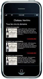qrcode et site web mobile pour vignerons : Navivino une solution simple et innovante dédiée à la filière viticole. | Tag 2D & Vins | Scoop.it