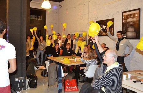 Waoup et Volvo collaborent pour soutenir l'innovation | Le Zinc de Co | Scoop.it