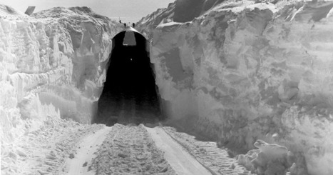 Melting Greenland Ice Cap Will Expose Military's Cold War-Era Toxic Waste | Anthropocene, Capitalocene, Chthulucene,  staying with the trouble at Fukushima | Scoop.it