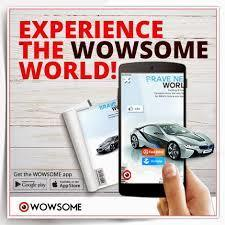 Augmented Reality Campaigns - WOWSOME app | Imprimerie de Champagne | Scoop.it
