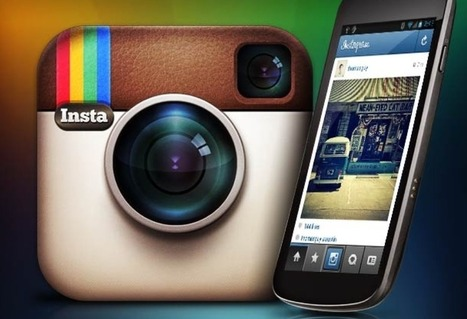 Using Instagram to Promote Your Business or Service   Social Media   Scoop.it