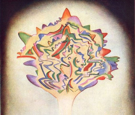 Victorian Occultism and the Art of Synesthesia | Solitary Green Earth Witch | Scoop.it