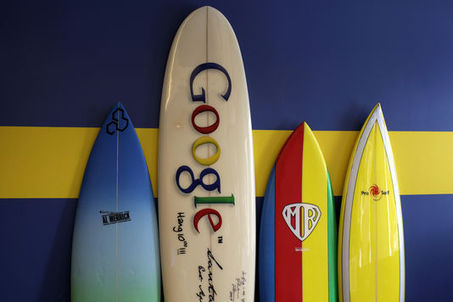 Google envisage de quitter son paradis des Bermudes | art | Scoop.it