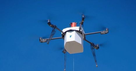 Nevada gets first FAA-approved urban drone delivery | Digital REvolution in Real Estate | Scoop.it