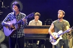 Watch The Black Keys and John Fogerty Cover The Band   American Crossroads   Scoop.it